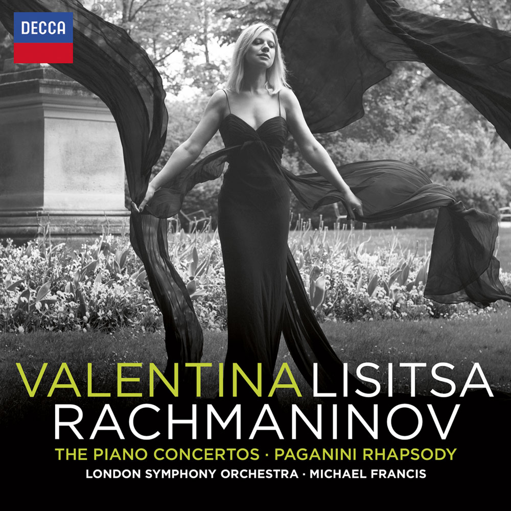 The newly-released album from Decca Classics - Photo: DG/Decca