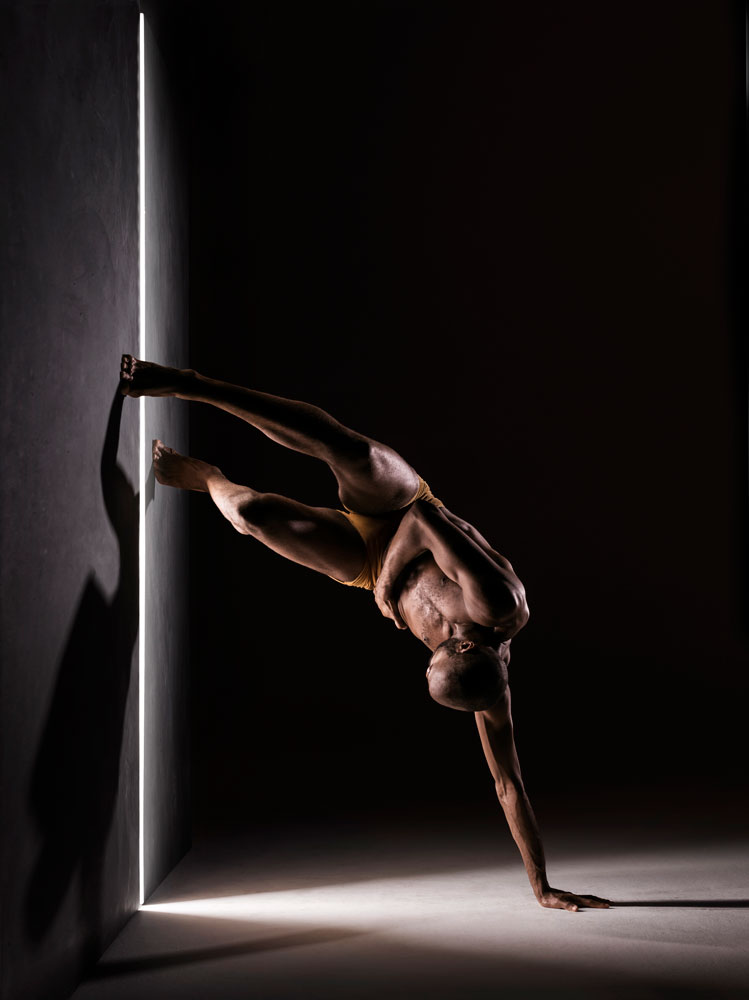 LINES Ballet's Keelan Whitmore - Photo: RJ Muna
