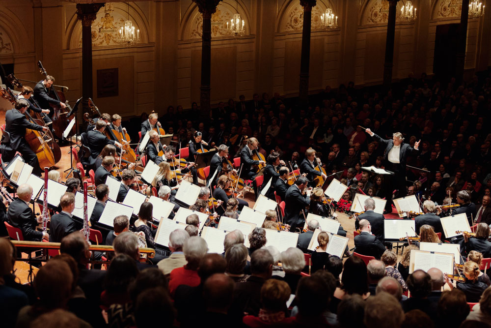 Mariss Jansons and the Royal Concertgebouw Orchestra - Photo: Anne Dokter