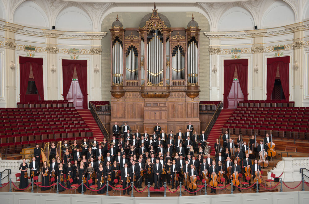 The Royal Concertgebouw Orchestra - Photo: Simon van Boxtel