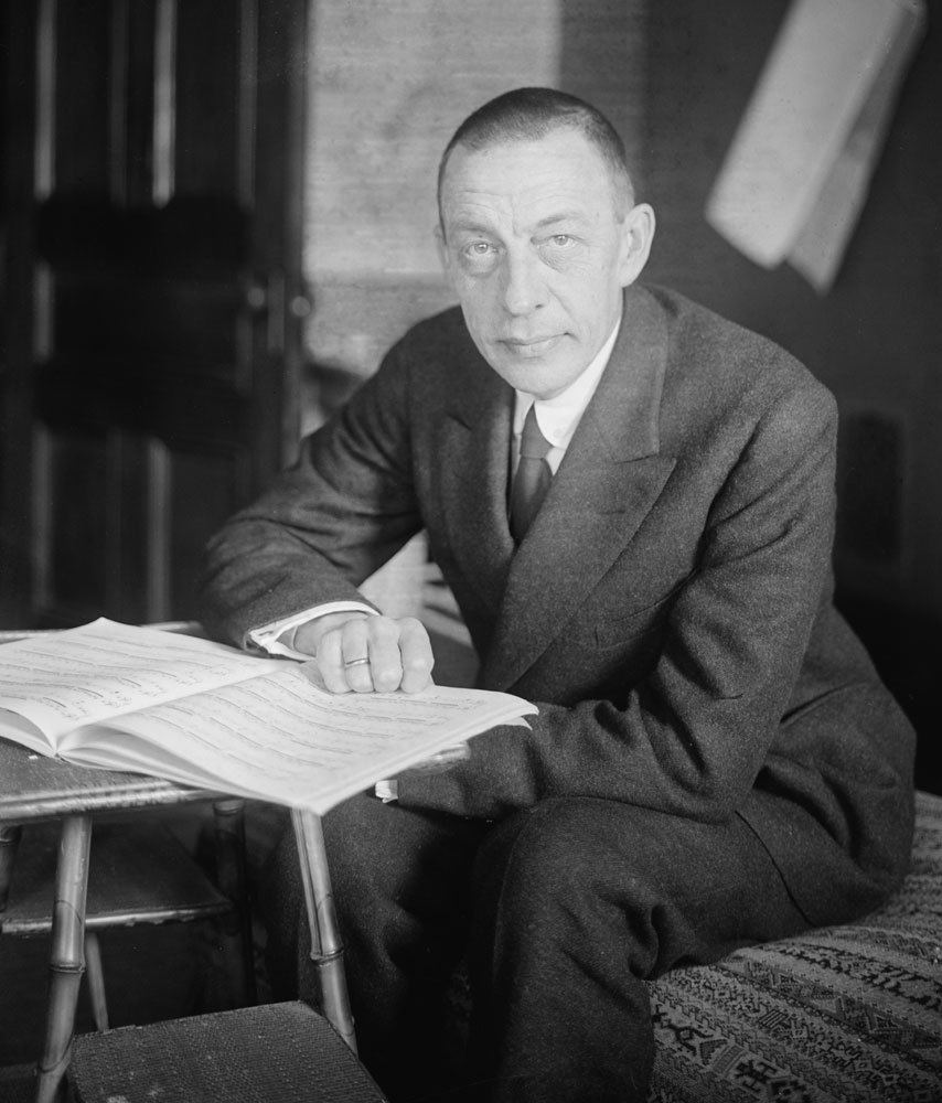Rachmaninov was regarded as one of the finest pianists of his day - Photo: US Library of Congress/Bain News Service