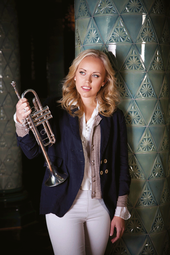 Tine Thing Helseth Hosts Music Festival At Munch Museum