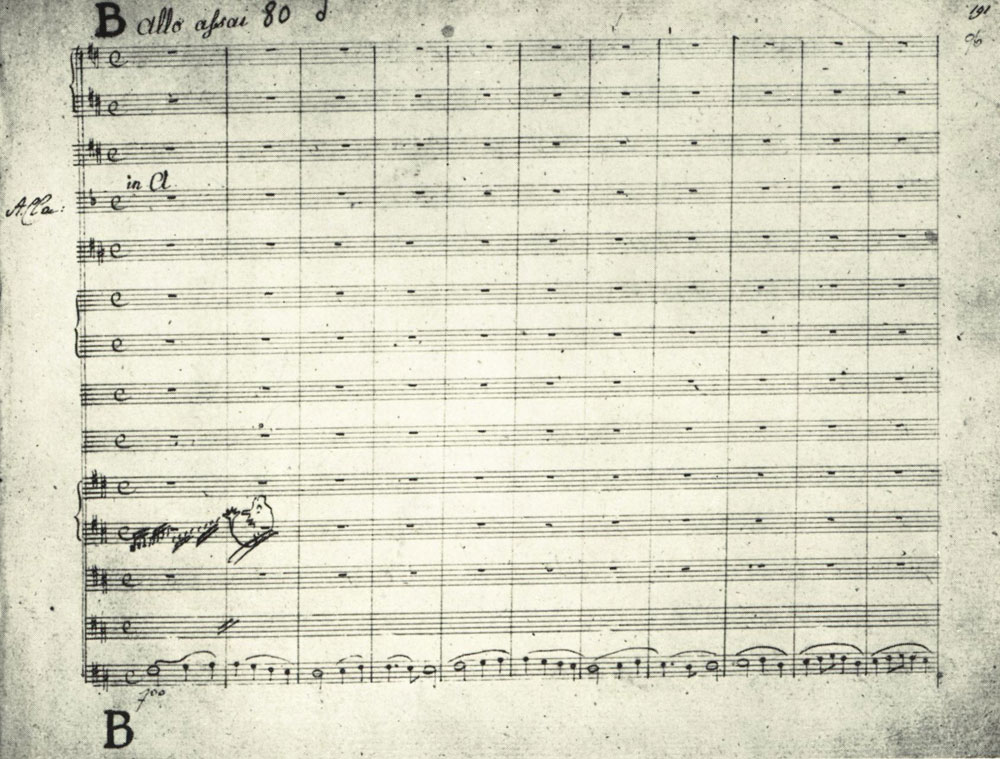 1-Copyist's-score-of-Beethoven's-9th-Symphony,-annotated-by-the-composer-from-the-RPS-Archives-at-the-British-Library-photo-credit--British-Library