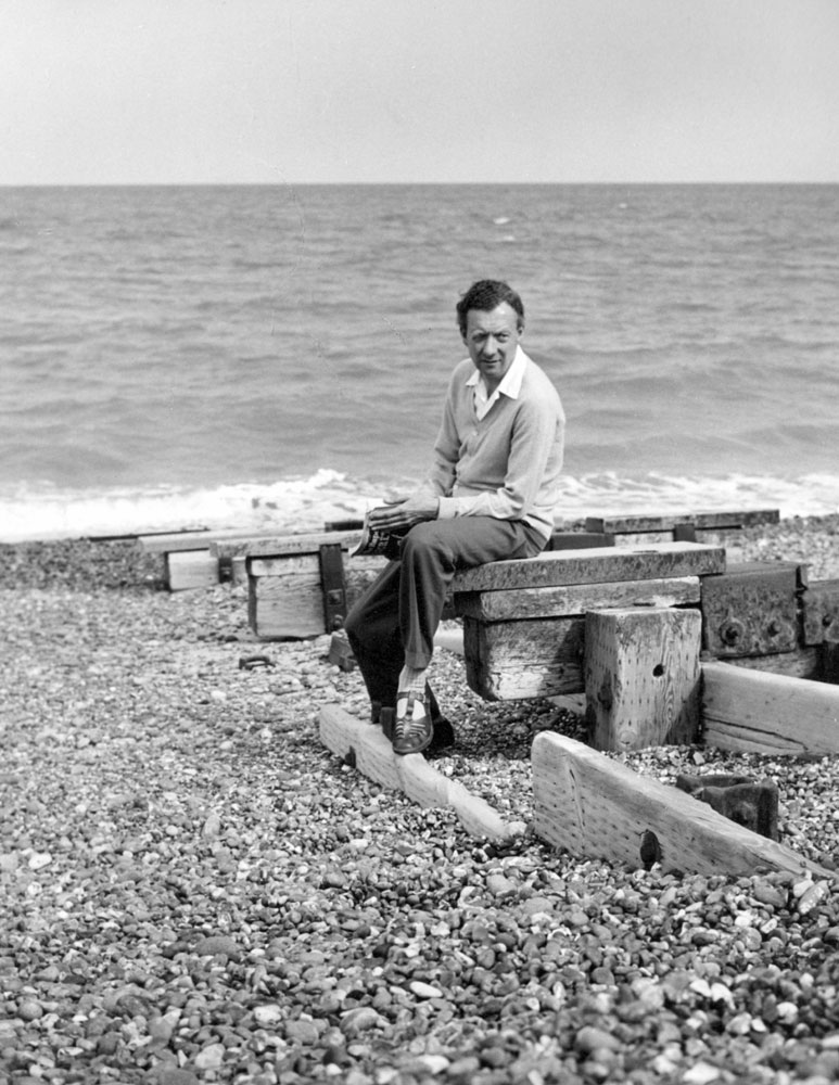 1-1959---On-Aldeburgh-Beach---photo-by-Hans-Wild