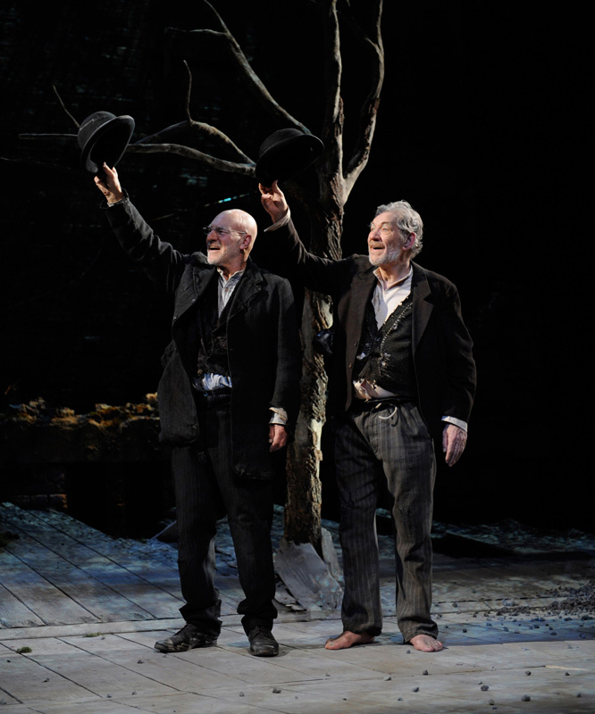 1-Patrick-Stewart-(Vladimir)-and-Ian-McKellen-(Estragon)-in-Waiting-for-Godot-photo-by-Sasha-Gusov-4-DCD